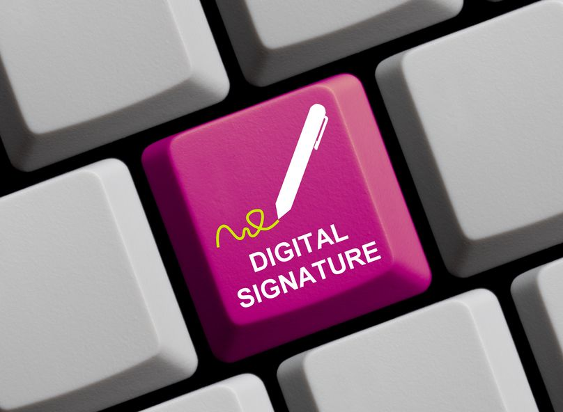 how to put electronic signature on word online