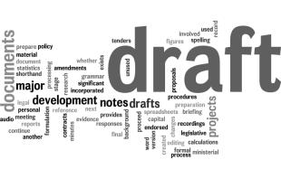 Image result for Drafts