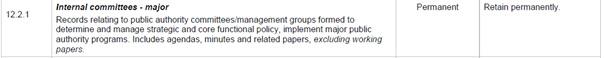 GRDS internal committees